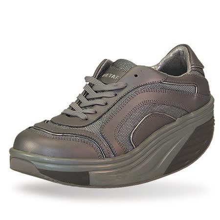 (零碼出清)METAFIT 時尚健康鞋-全皮系列(第二代)-15-優雅紫size8