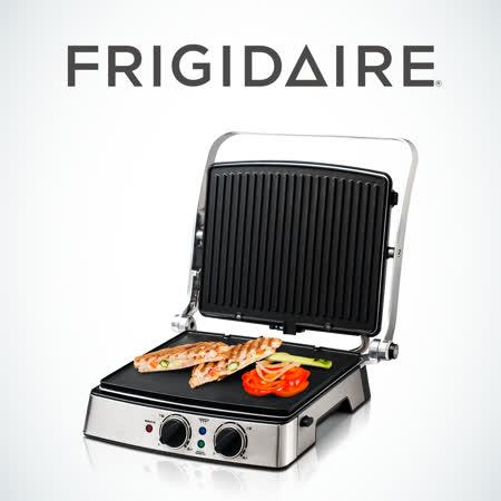 【春季特賣↘領券再折】美國富及第Frigidaire 雙控溫雙烤盤 帕尼尼三明治機