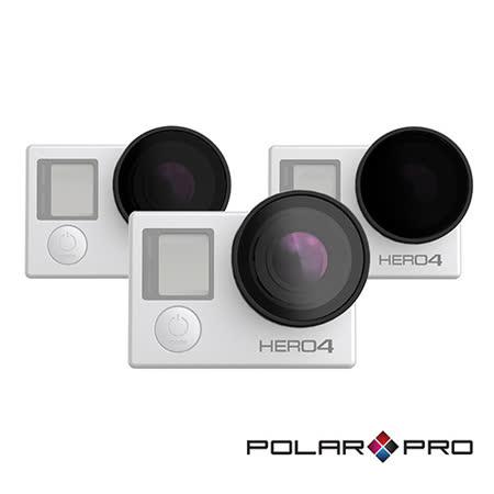 【POLAR PRO】 三合一濾鏡組(裸機用) P3001 (忠欣公司貨)