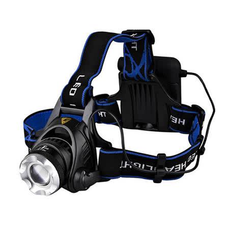 美國T6變焦照明頭燈(CP-TP568)