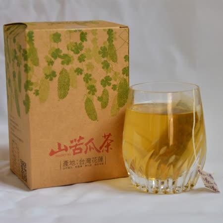 花蓮志學有機農場 花蓮山苦瓜茶 (20包)