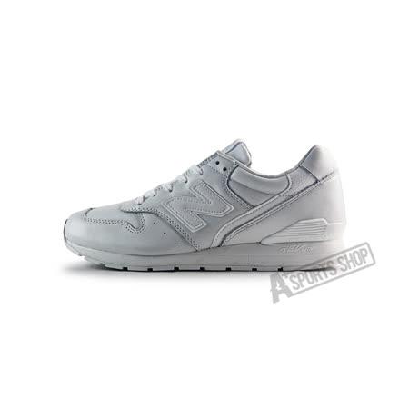(男女)NEW BALANCE 復古鞋 白-MRL996EW