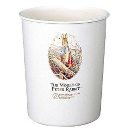 日本品牌【ASVEL】彼得兔圓形垃圾桶-L