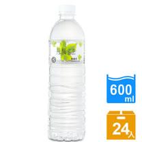 【DRINK WATER丹楓之水】麥飯石礦泉水600ml(24瓶x2箱)
