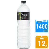 【奇寶】竹炭水1400ml(12瓶x2箱)