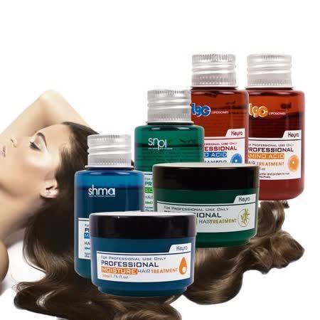KEYRA奇拉 洗髮/護髮 旅行組(50ml+60ml)