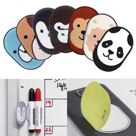韓國 Fixit 多功能造型手機貼 萬用貼 隨意貼 置物貼 (45x65mm)