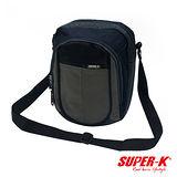《購犀利》美國品牌【SUPER-K】隨身型側背包