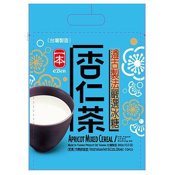 一本冰糖杏仁茶30g*10入/袋