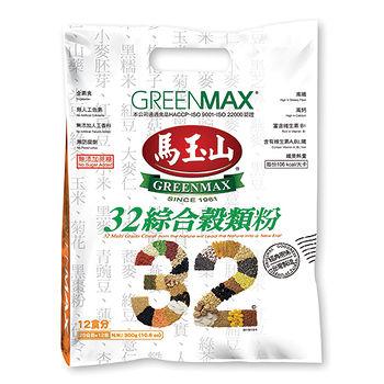 馬玉山32綜合穀粉25g*12入/袋
