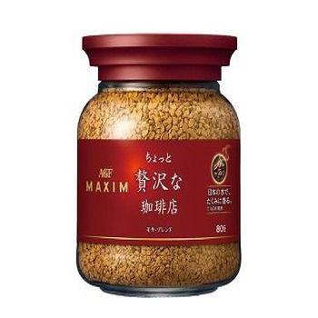 日本AGF MAXIM香醇摩卡咖啡罐80g