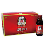 正官庄活蔘28D滋補液100ml*10入/盒