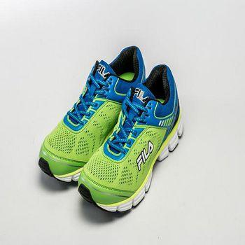 FILA SPIRIT 輕量運動慢跑鞋 綠 / 藍 US 7.5 ~ 10