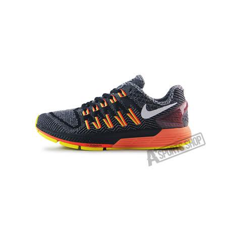 (女)NIKE WMNS NIKE AIR ZOOM ODYSSEY 慢跑鞋 黑/橘/黃-749339008