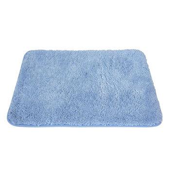桃樂斯超吸水止滑踏墊-藍(43*60cm)