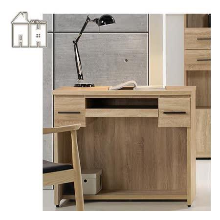 【好物推薦】gohappy快樂購AT HOME-凱文3.2尺橡木紋電腦書桌評價怎樣happy go 購物 網