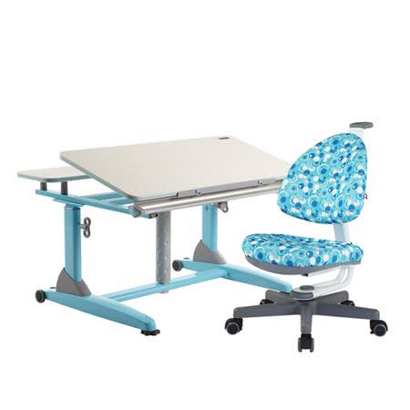 大將作 G2-XS 兒童成長桌椅組(天星椅)