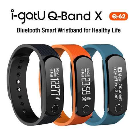 i-gotU Q-Band Q62 藍牙智慧手環