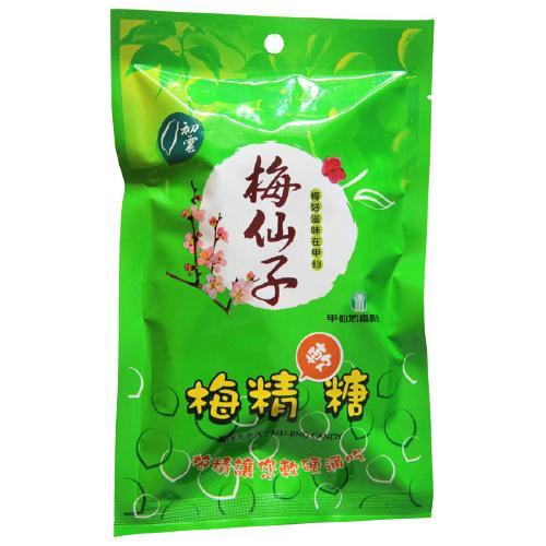 ~甲仙農會~梅精軟糖70g