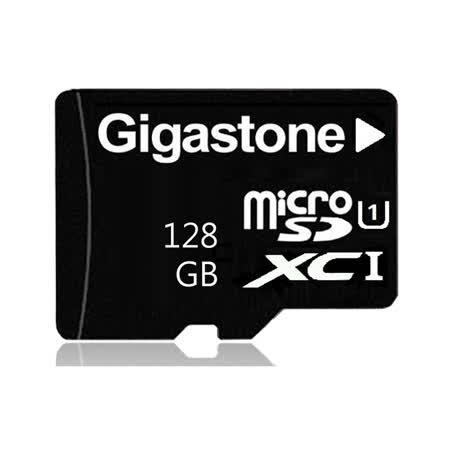 【Gigastone】microSDXC Class10 128G記憶卡 附轉卡