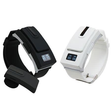 IS 錶戴式手錶 通話藍牙耳機 來電震動提示 雙電池待命