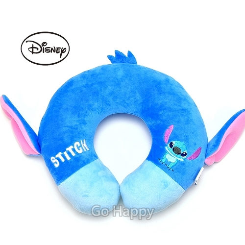 Disney~可愛史迪奇~立體頸枕