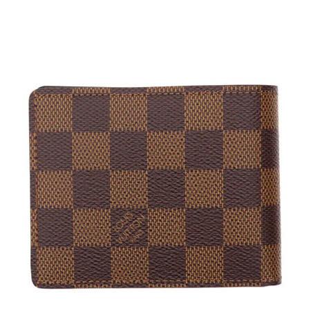 【開箱心得分享】gohappy 購物網Louis Vuitton LV N61208 Slender 棋盤格紋雙折短夾_預購好嗎快樂 購物 網站