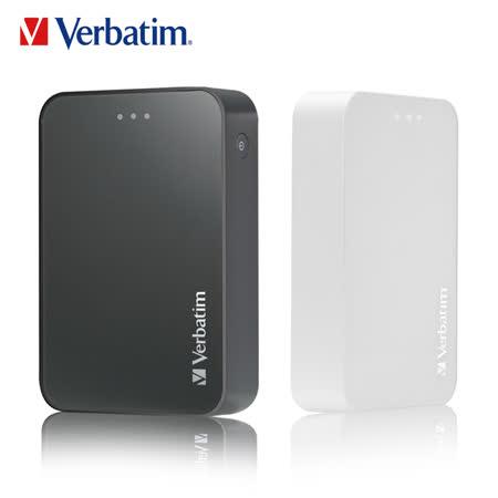 Verbatim 鋁合金行動電源10400mAh
