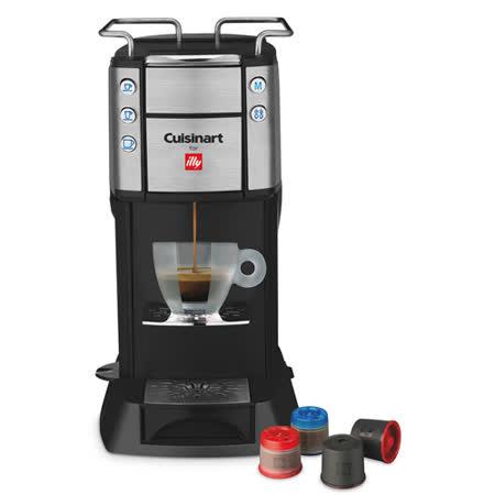 【美膳雅Cuisinart】Espresso 膠囊咖啡機 EM-400TWBK