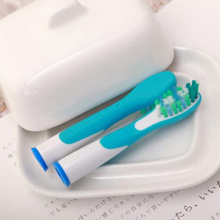 副廠-1卡4入音波電動牙刷刷頭SR18 (相容歐樂B電動牙刷S18)