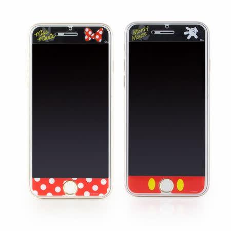 Disney iPhone 6/6s 彩繪保護貼-經典系列