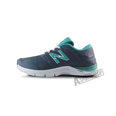 (女)NEW BALANCE 訓練鞋 灰/湖水綠-WX711GR2
