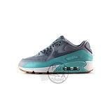 (女)NIKE WMNS AIR MAX 90 ESSENTIAL 休閒鞋 灰/蒂芬妮綠-616730026