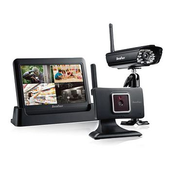 SecuFirst DWH-A059H 數位無線網路監視器