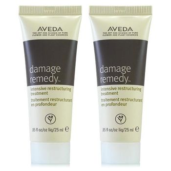 AVEDA 復原配方強效護髮乳 25ml*2