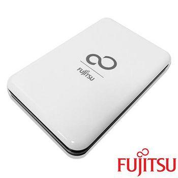 Fujitsu EH100 1TB USB3.0 2.5吋外接式硬碟 (鏡面白)