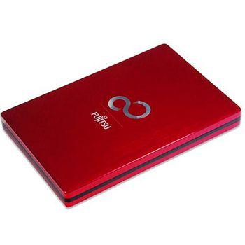 Fujitsu 2TB USB3.0 2.5吋外接式硬碟 (紅)