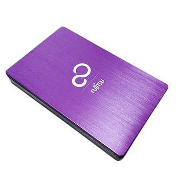 Fujitsu 2TB USB3.0 2.5吋外接式硬碟 (紫)