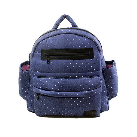 【HanaBene】經典極輕量-空氣包/媽媽包中型後背包-(牛仔丹寧)