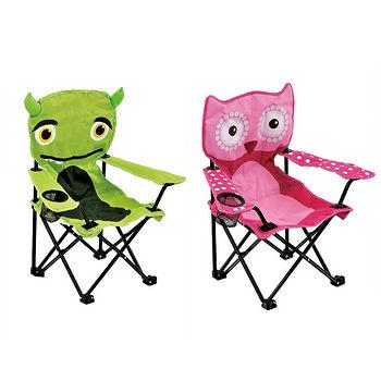 動物造型迷你休閒折疊椅