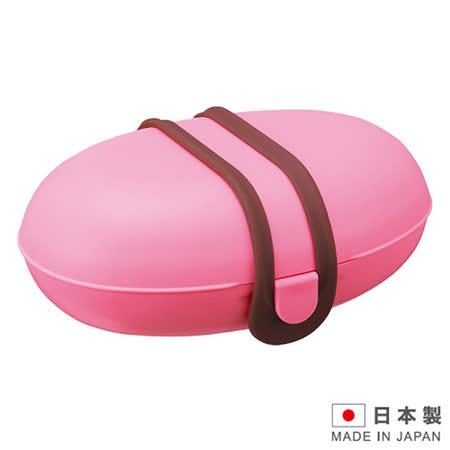 日本製造 MARNA攜帶式肥皂盒肥皂架 (紅/藍 二色) MAR-W445