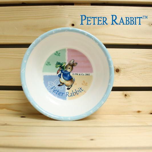 ~クロワッサン科羅沙~Peter Rabbit 比得兔美耐皿寬碗5.5吋 55B