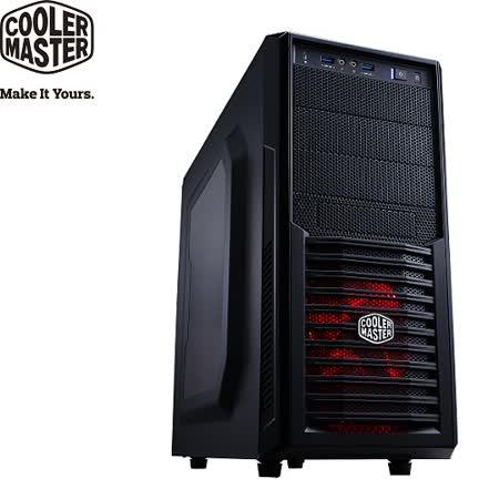 Cooler Master K282 黑化電競機殼 (透側版)