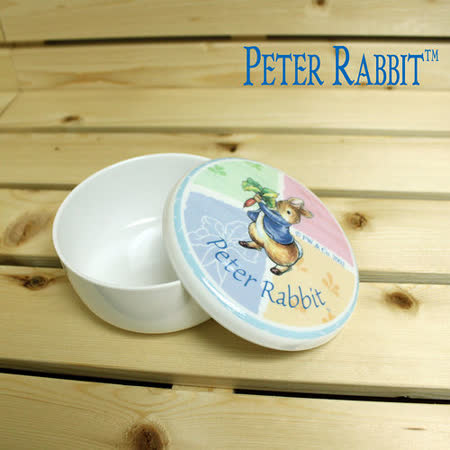 【クロワッサン科羅沙】Peter Rabbit 比得兔美耐皿圓形置物盒4吋 BL3299
