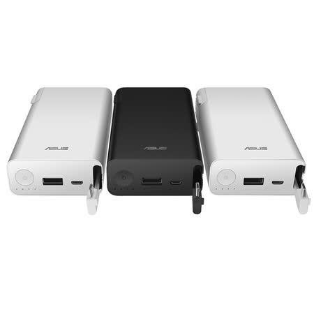 ASUS 華碩 ZenPower Combo 10050mAh 行動電源 (銀色/黑色)