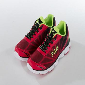 FILA BLAST 輕量運動慢跑鞋 紅/黃 US 7.5 - 10