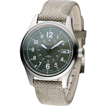 漢米爾頓 Hamilton 卡其飛行先鋒機械腕錶 H70595963