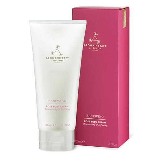 【AA】玫瑰護膚霜 200ml (Aromatherapy Associates)