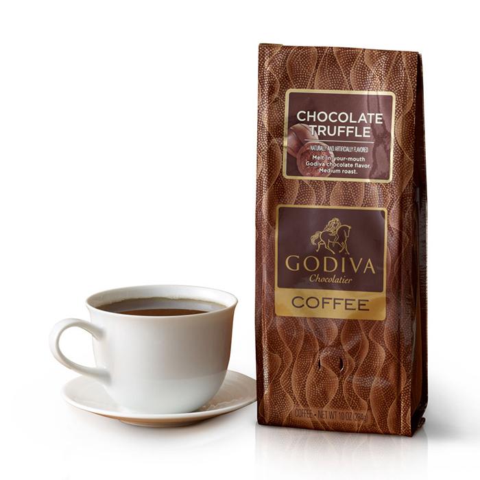 ~GODIVA~可可豆咖啡粉^(284公克^)