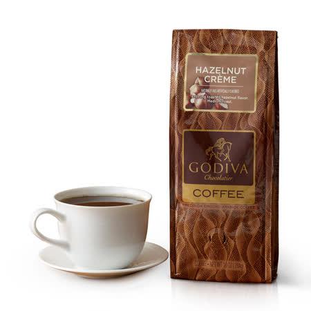 【GODIVA】榛果味咖啡粉(284公克)
